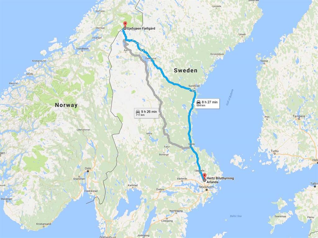 Trei Destinatii Cu Pesti De Vis Pescuit In Suedia Si Norvegia