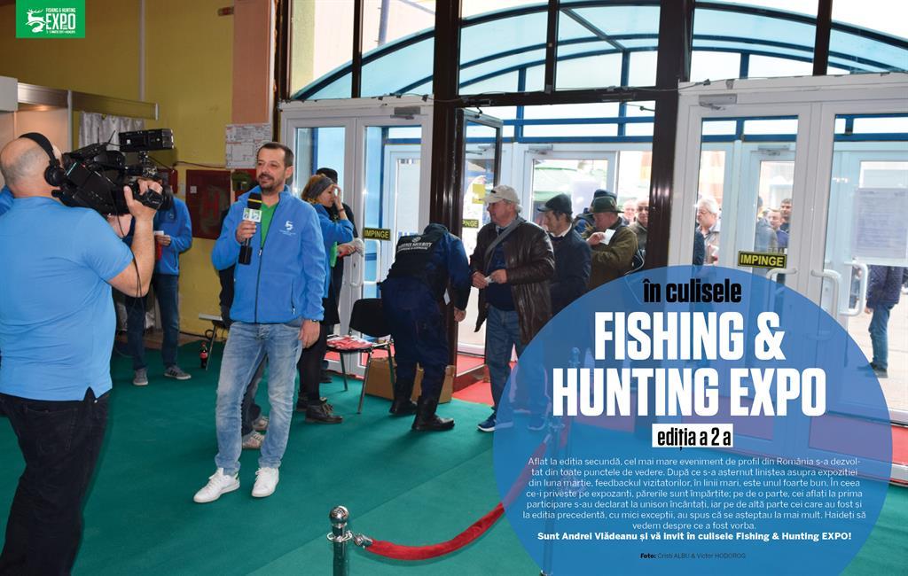 Afla daca mai stii sa citesti ppt 23 for Hunting and fishing expo