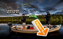 Final registrations to Lapland Pike!