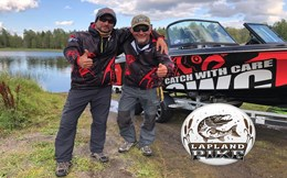 Big pikes, Stefan Trumstedt and Lapland Pike 2019 in a few words, videos, photos!