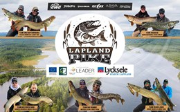 Join us for Lapland Pike 2021, 19-22 August, Asele, Angermanalven river, Sweden!